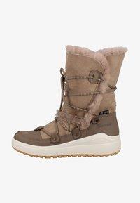 Kastinger - Snowboots  - mud - 0