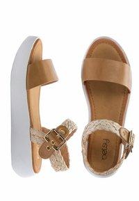 Betsy - Sandals - light brown   beige - 3