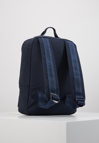Tommy Hilfiger - KIDS SQUARE BACKPACK SAILING - Zaino - blue - 3