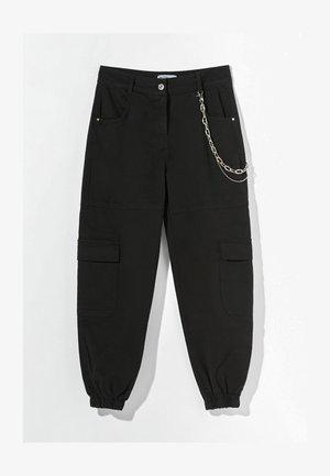 MIT KETTE  - Trousers - black