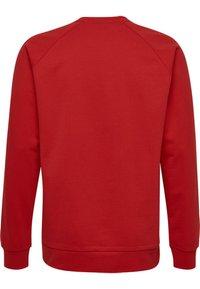 Hummel - HMLGO KIDS  - Sweatshirt - red - 1