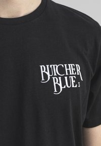 Butcher of Blue - T-shirt print - off black - 3
