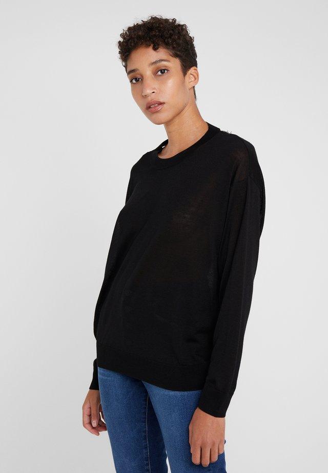 LADSON - Jersey de punto - black