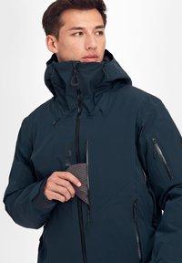 Mammut - Ski jacket - marine - 4