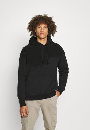 HOODY UNISEX - Sweatshirt - black