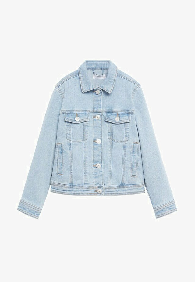ALLEGRA - Denim jacket - light blue