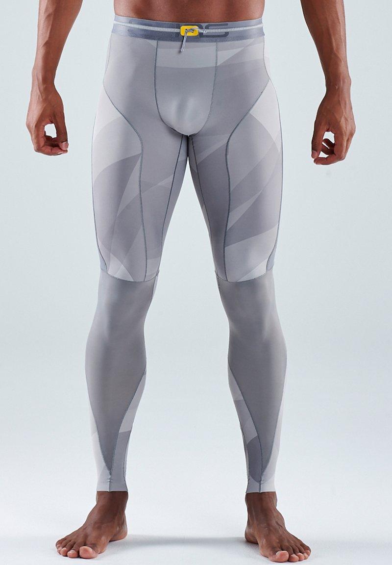 Skins - Leggings - grey geo