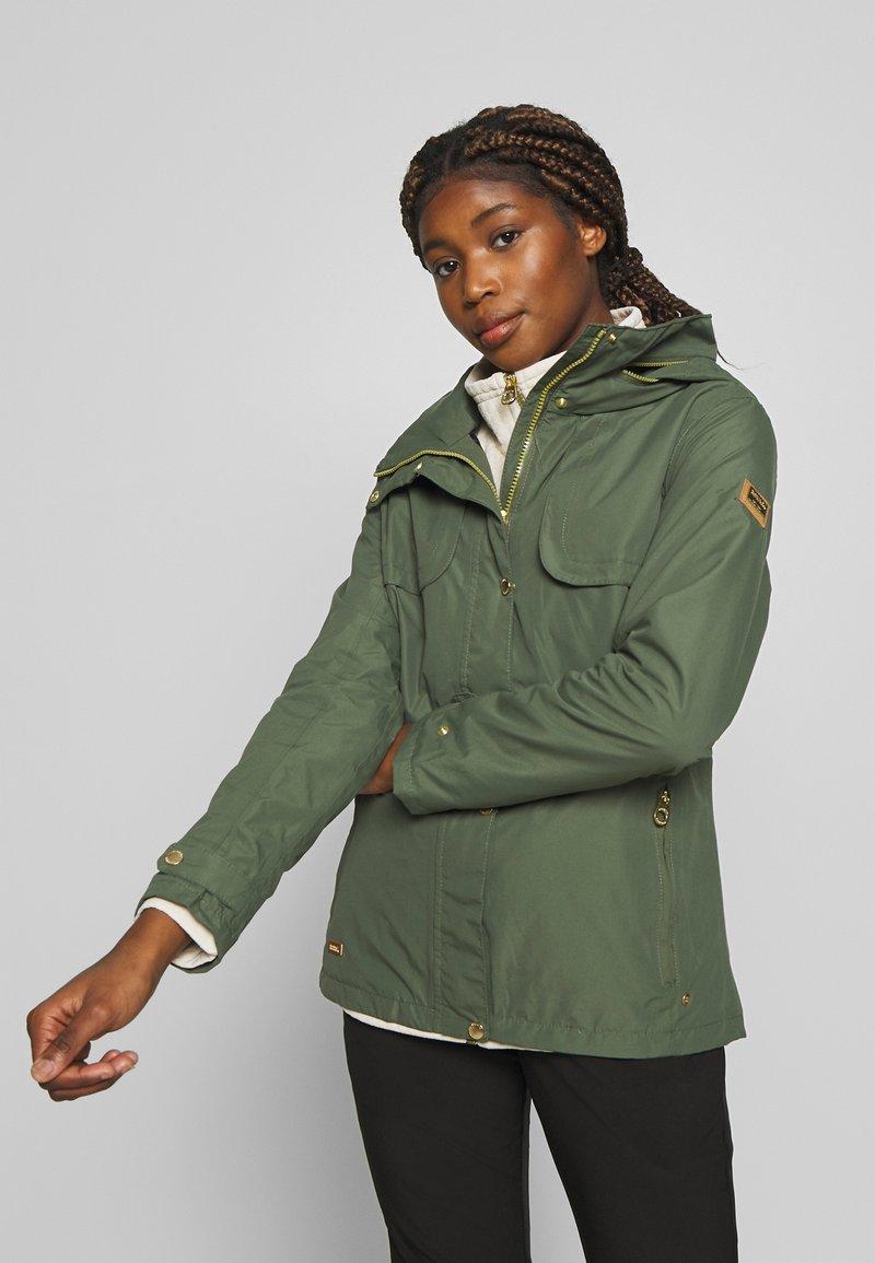 Regatta - NARELLE - Waterproof jacket - thyme leaf