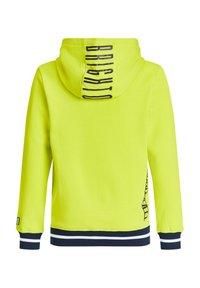 WE Fashion - Hoodie - bright yellow - 1