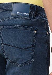 Pierre Cardin - Straight leg jeans - dark blue - 4