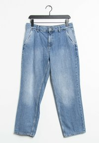 Mango - Straight leg jeans - blue - 0