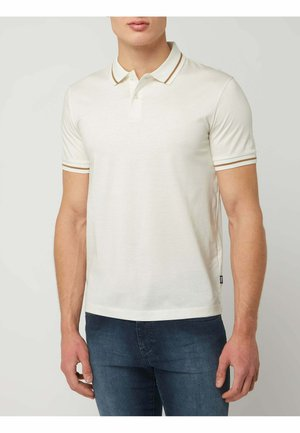 AUS BAUMWOLLE MODELL 'PARLAY' - Polo shirt - offwhite