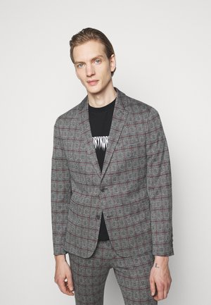 HURLEY - Jakkesæt blazere - grey