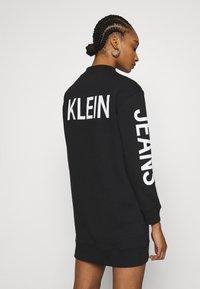 Calvin Klein Jeans - Day dress - black - 2