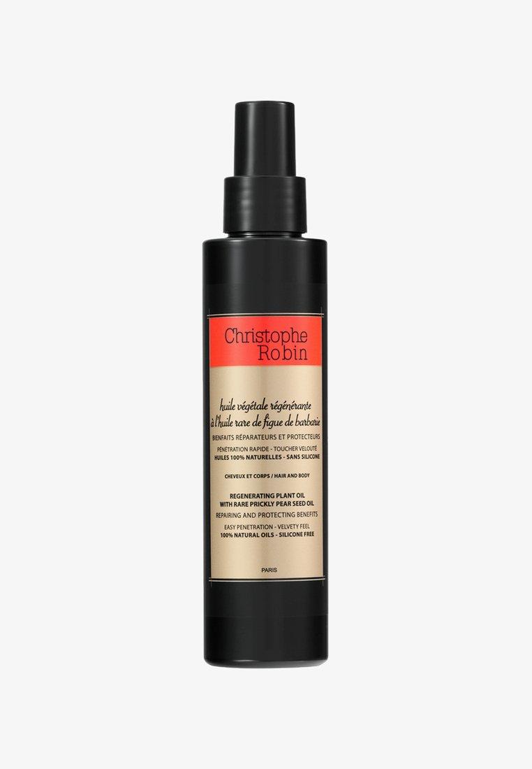 Christophe Robin - REGENERATING PLANT OIL - Hair treatment - -