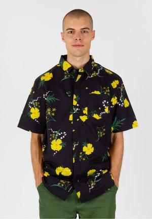 Shirt - black / super bloom