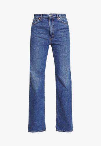 Jeans a sigaretta - blue medium dusty
