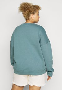 Missguided Plus - BASIC - Sweatshirt - blue - 2