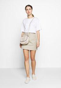 Filippa K - JANELLE TEE - Basic T-shirt - white - 1