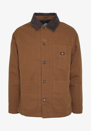 BALTIMORE JACKET - Summer jacket - brown duck