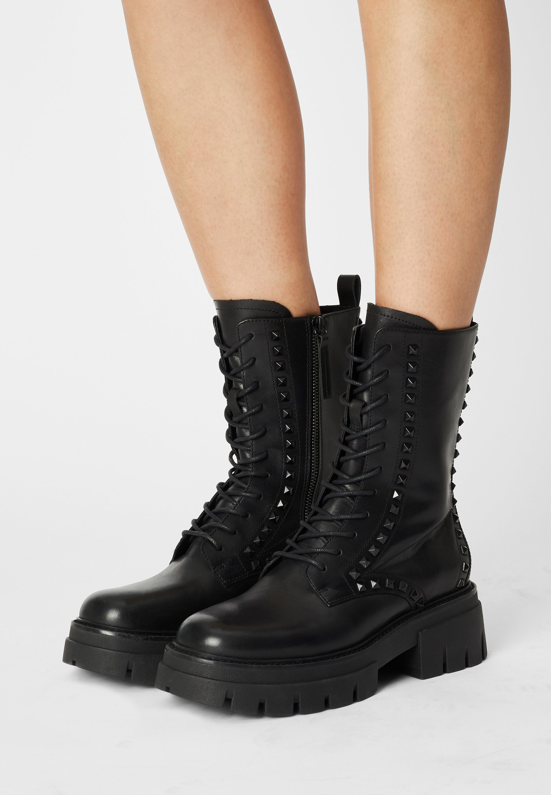 Women LIAM STUDS - Platform boots