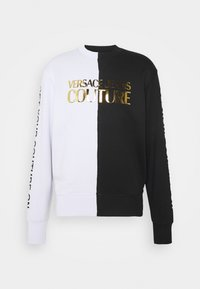Versace Jeans Couture - Sweatshirt - black - 5
