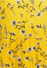 ONLY Tall - ONLPELLA OPEN BACK DRESS - Jersey dress - solar power - 2