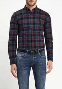 Burton Menswear London - TAB DETAIL - Riem - black - 1