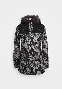TASK JACKET - Snowboard jacket - true black