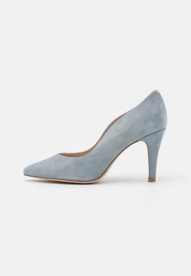 COURT SHOE - Klassieke pumps - denim
