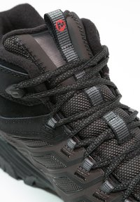 Merrell - MOAB ICE THERMO - Winter boots - black - 5