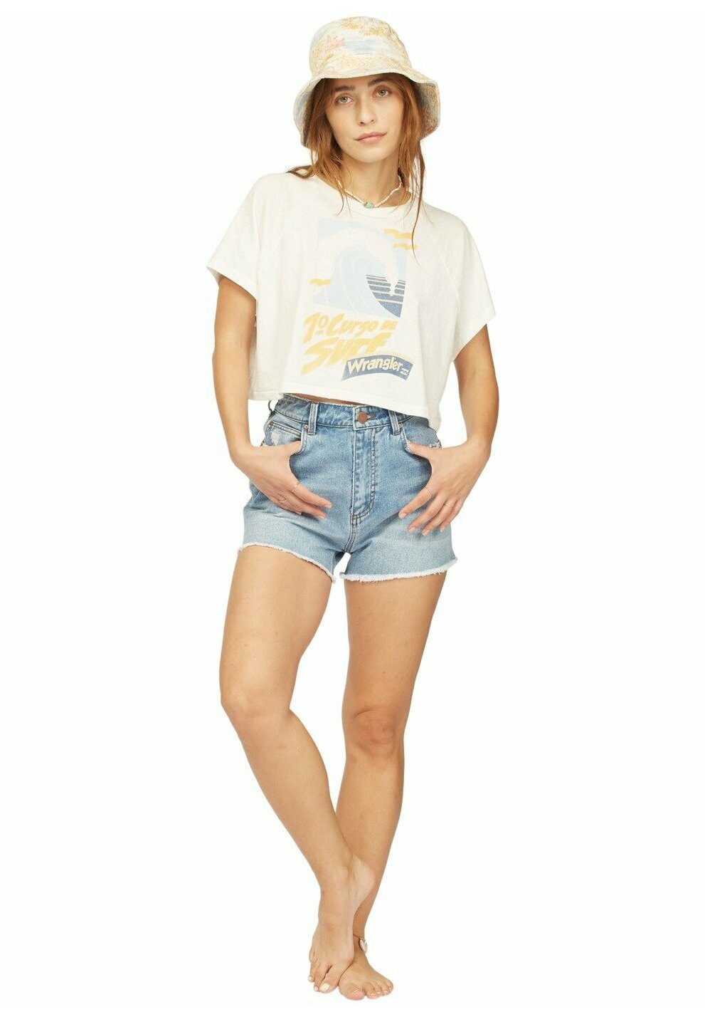 Mujer TAKE IT BACK  - Camiseta estampada
