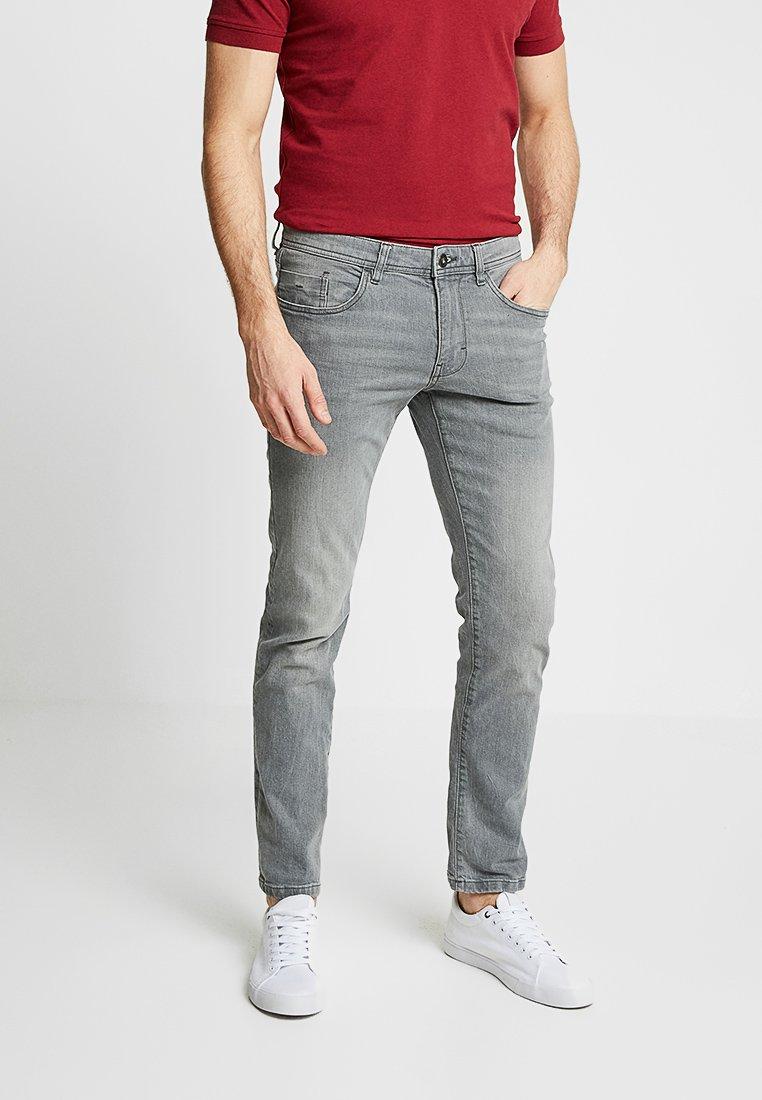 edc by Esprit - Slim fit jeans - grey medium wash