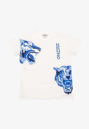 LOOSE ICONIQUE - T-shirt print - naturel