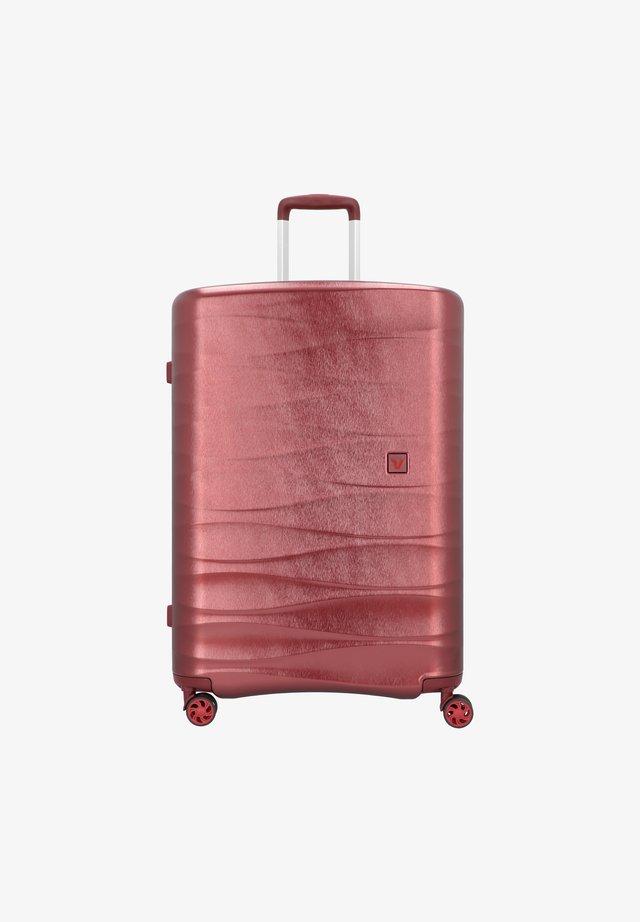 STELLAR  - Wheeled suitcase - rosso