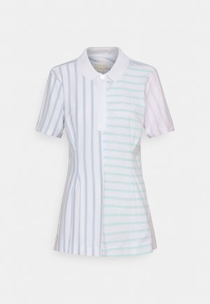 ICON RELAXED POLO - Koszulka polo - multi brenton stripe
