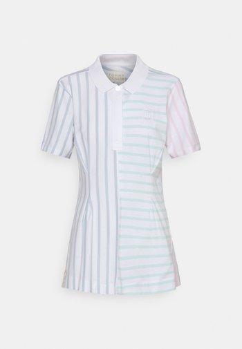 ICON RELAXED POLO - Polo shirt - multi brenton stripe