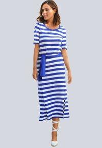 Alba Moda - Maxi dress - weiß - 0