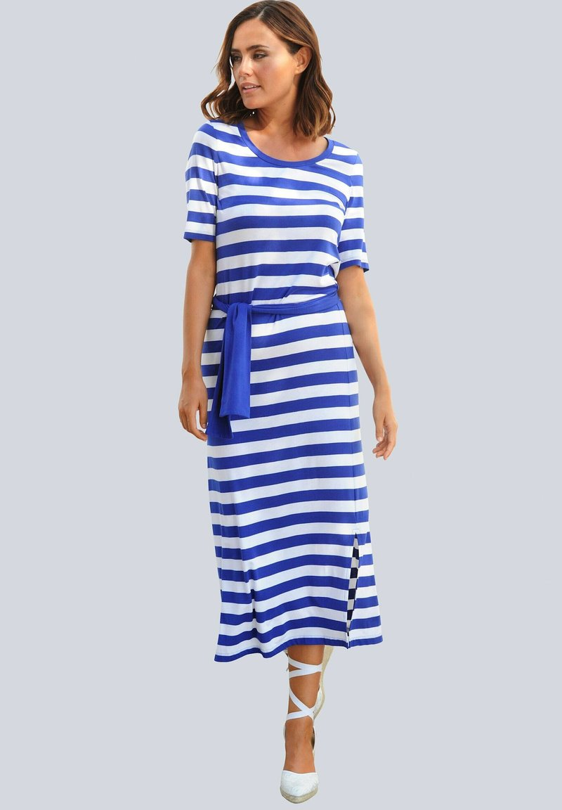 Alba Moda - Maxi dress - weiß