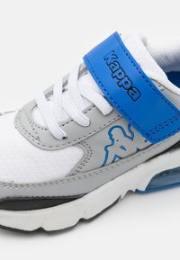 Kappa - UNISEX - Sports shoes - white/blue - 5