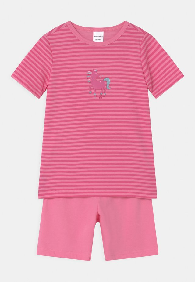 Pijama - rosa