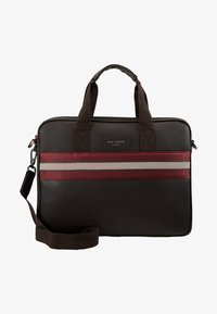 Ted Baker - SANDAR - Taška na laptop - dark brown - 5