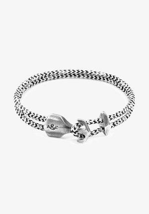 DELTA ANCHOR - Armband - white