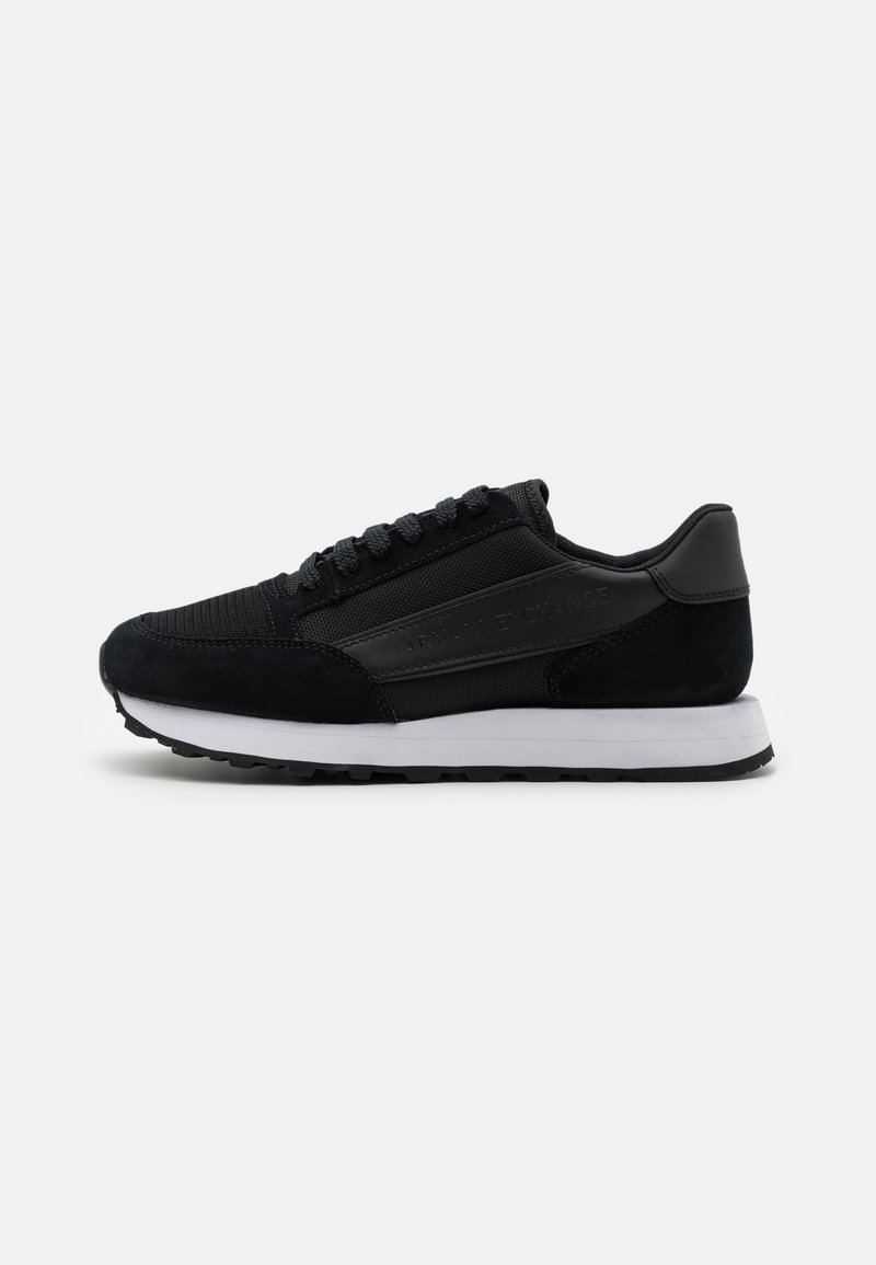 Armani Exchange - Trainers - black