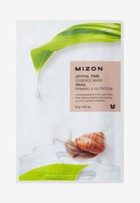 Mizon - JOYFUL TIME ESSENCE SNAIL 4 MASKS PACK - Kit skincare - - - 0