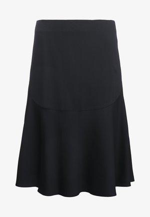 LEELA - A-line skjørt - black