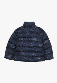 Lemon Beret - SMALL GIRLS JACKET - Winter jacket - dark blue/light pink - 2
