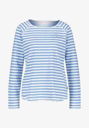 CATHRINAEP - Long sleeved top - aqua