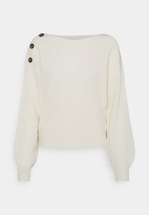 VMNEWLEA BOATNECK - Jumper - birch