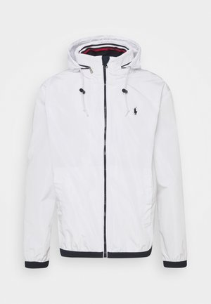 AMHERST  - Summer jacket - pure white